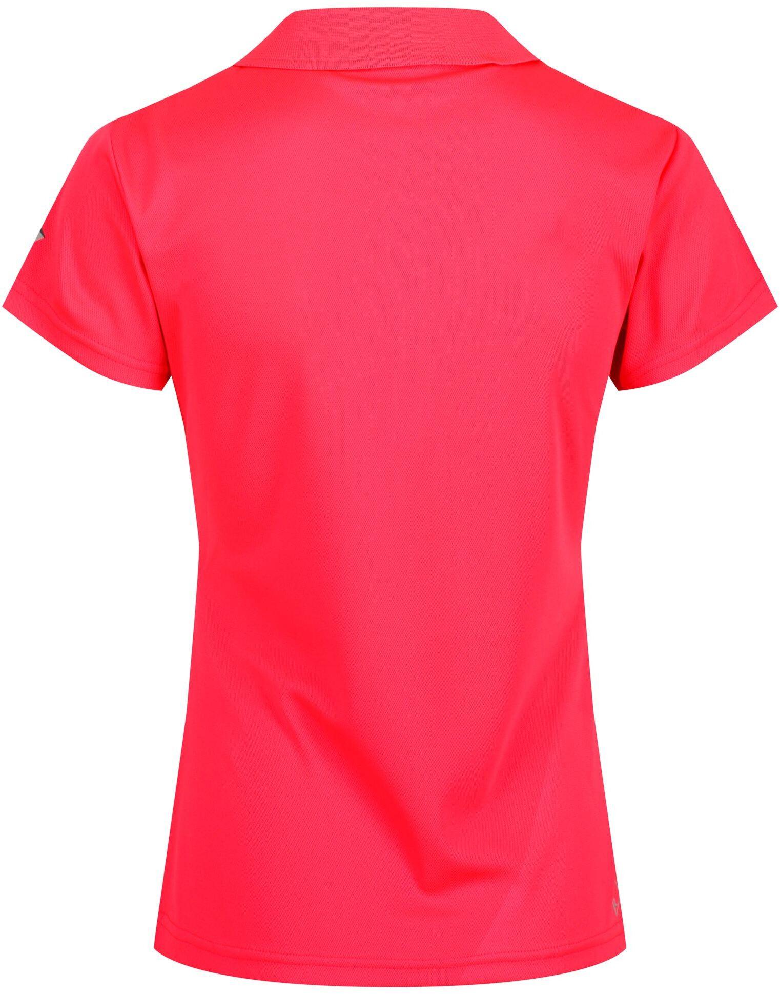 Regatta Maverick Iv Ss Shirt Women Neon Pink Campz At